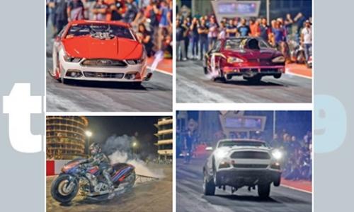 Six Bahrainis triumph in Drag Racing season-opener at BIC