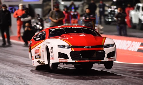 Bahrain1Racing triumph in drag racing