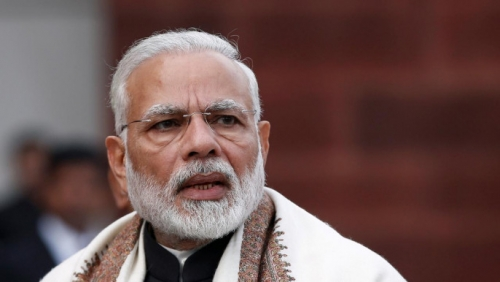 India's Modi launches property-card scheme to aid rural households