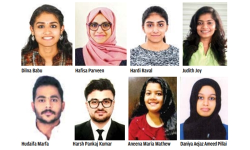 Uniglobal students shine in exams