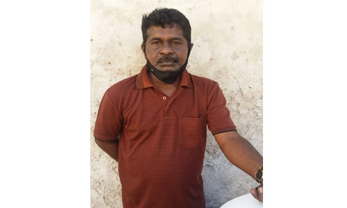 Indian Embassy, social workers save homeless man stranded in Bahrain following a travel ban