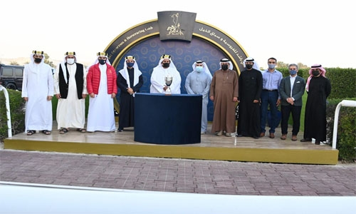 Jellystone lifts Al Salam Bank Cup