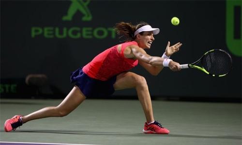 Britain's Konta downs Venus to reach Miami final