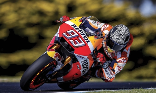 Marquez claims fourth title