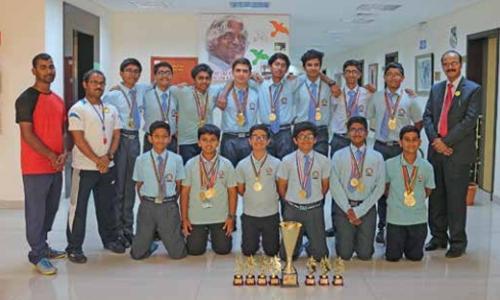 NMS wins CBA-Alba cricket tournament