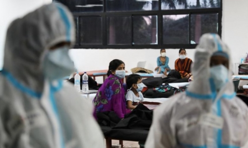India caps prices of medical oxygen amid rising COVID-19 cases