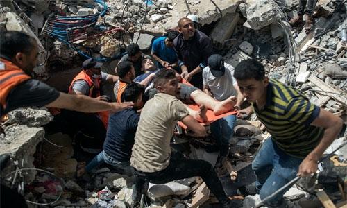 Israel kills 42 in deadliest single attack in Gaza, Netanyahu warns 'war will go on'
