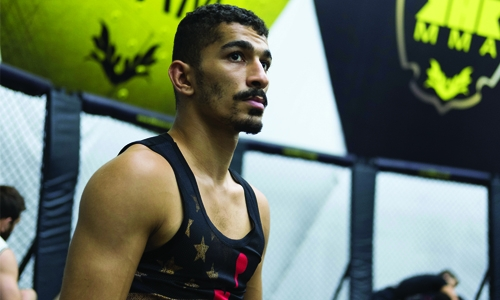 Brave CF announces pro debut of Ayyad