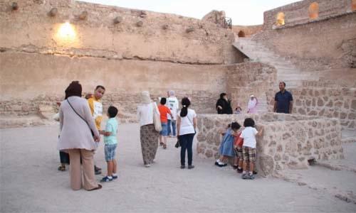 Nakhool's journey to discover Bahrain