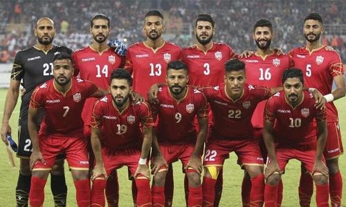 Bahrain to face Tajikistan, Lebanon in Dubai friendlies