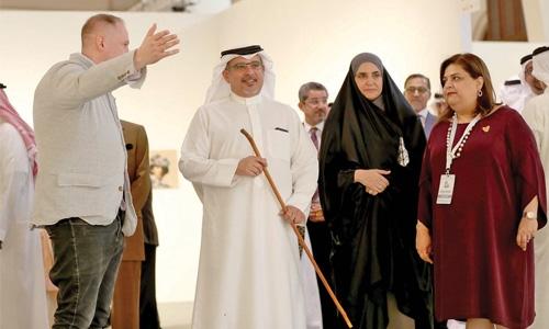 ArtBAB opens doors