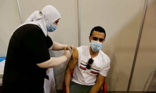 Bahrain announces booster shot for two-dose vaccine