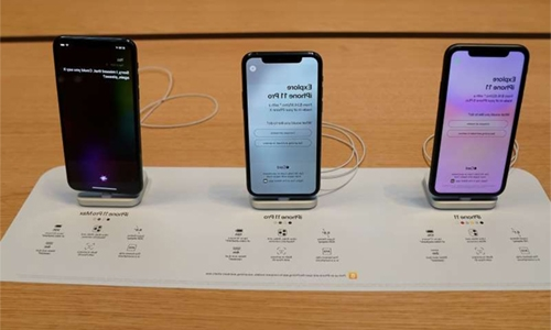 Apple raises iPhone 11 production