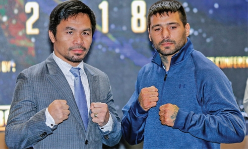 Pacquiao targets more bouts in KL