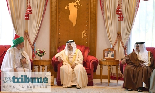 HM Kings lauds strengthening bilateral ties with Russia