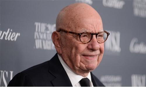 Rupert Murdoch's News Corp calls for Google breakup