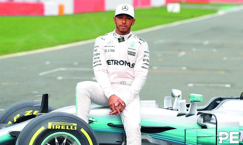 Hamilton feels energised