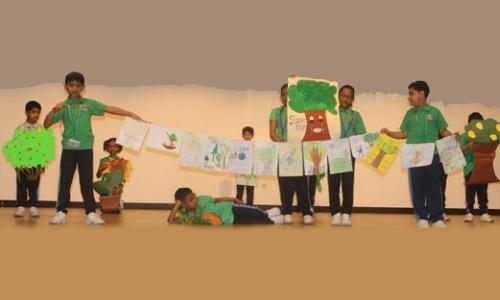 NMS celebrates world environment day