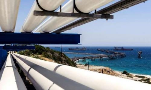 Cyprus, Egypt in gas pipeline deal