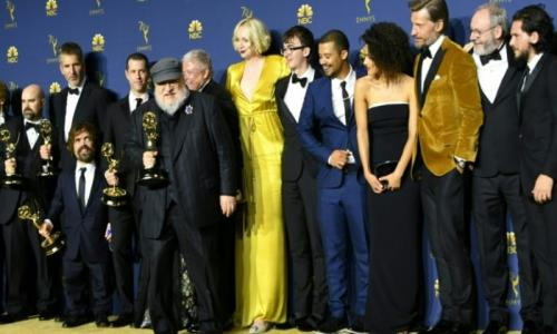 GoT takes top prize at Emmys
