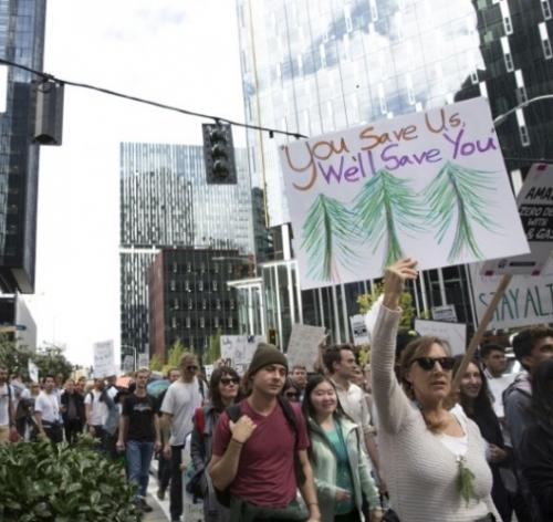 Amazon pledges $2 billion investment to fight climate change
