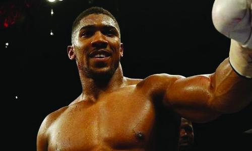 Joshua, Parker fight will make 'history'