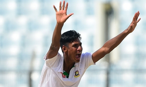 Bangladesh recall Mustafizur for Lanka Tests