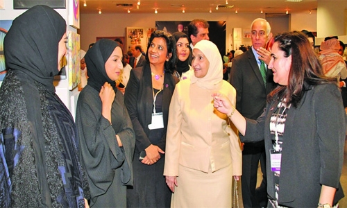 Int'l meet on 'Women and Society' kicks off in Bahrain