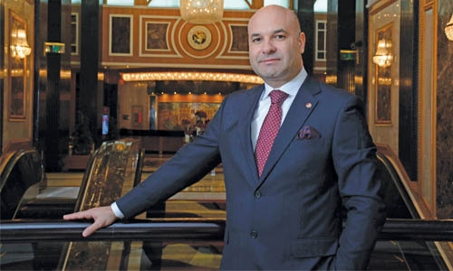 New GM named for Gulf Hotel Bahrain Convention and Spa