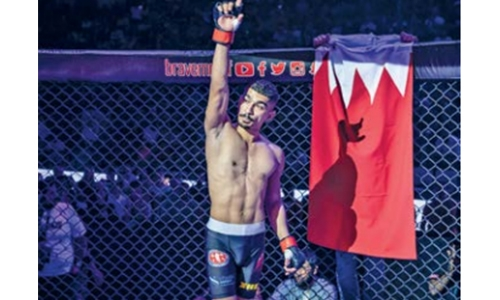 Ayyad to face off with biggest challenge at Brave 29
