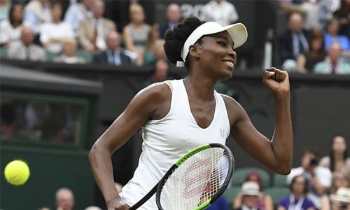 Venus beats Kvitova, to face Stephens in US Open semis