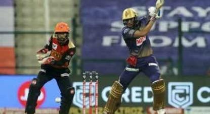 Kolkata Knight Riders beat Sunrisers Hyderabad in IPL