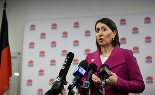 Sydney arrivals pay for mandatory hotel quarantine