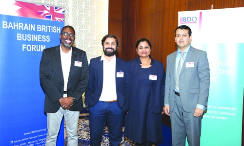 VAT in focus at Bahrain British Business Forum