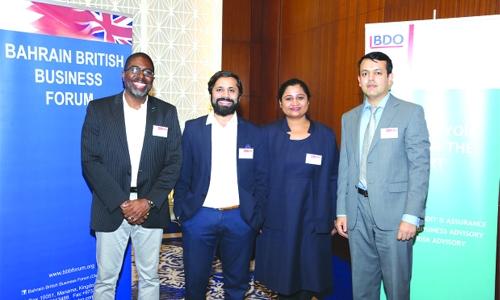 VAT in focus at Bahrain British Business Forum