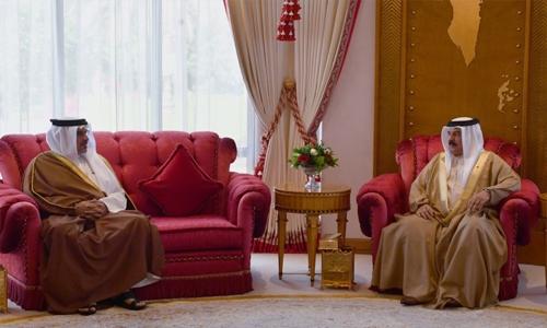 Royal leadership hailed on Bahrain GP success