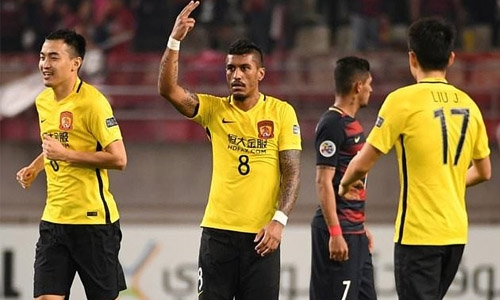 Paulinho's Barcelona move boosts China league - Villas-Boas