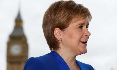 Scottish leader delays plan for new independence vote