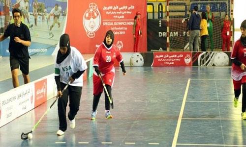 Special Olympics UAE and UAE Winter Sports Federation inaugurated