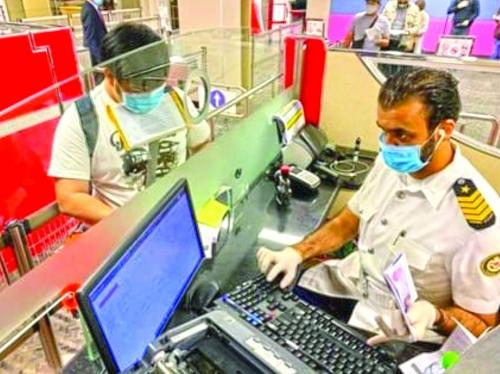 Evacuation success amidst virus crisis