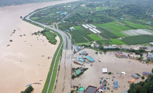 At least 30 killed due to weeklong heavy downpours in South Korea