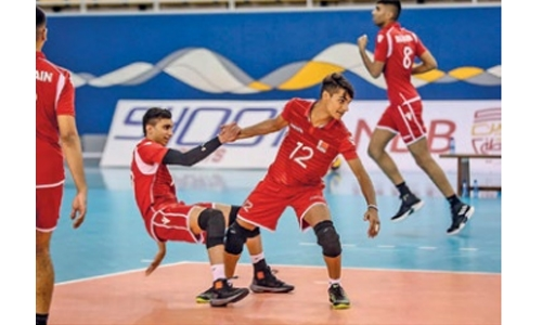 Bahrain in final preparations for Volleyball U21 Championship