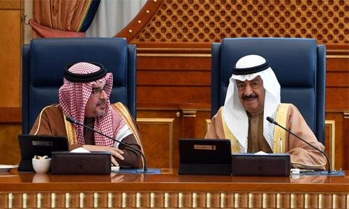 PM lauds Bahrain-Saudi ties