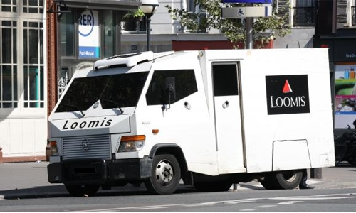 Armoured van driver disappears with 1 million euros