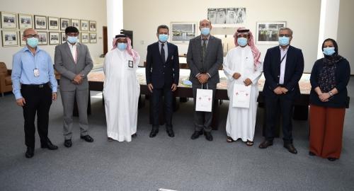 BAC honours retiring employees