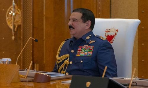 HM King hails Bahrain's 'successes' against Covid