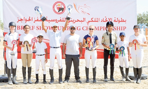 Al Romaihi steals limelight again