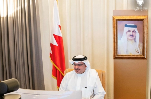 HRH the Crown Prince chairs executive committee meeting