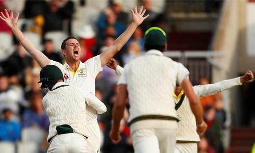 Australia retain Ashes with tense Test win