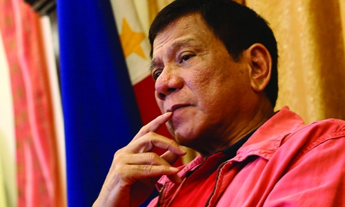 Duterte stops sending workers to Kuwait